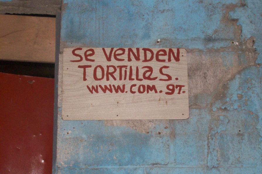 Tortillas online?