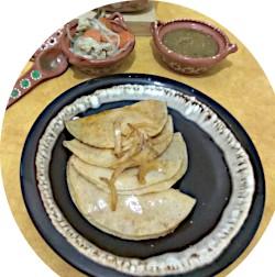 Basket tacos