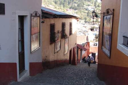 Calle de Real del Monte