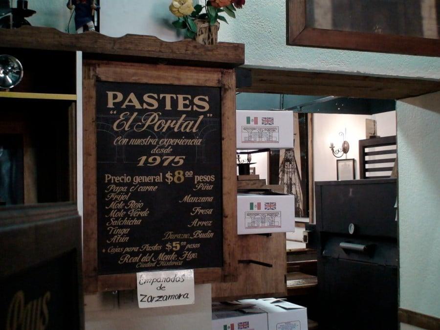 Pastes, un Legado Inglés en Real del Monte