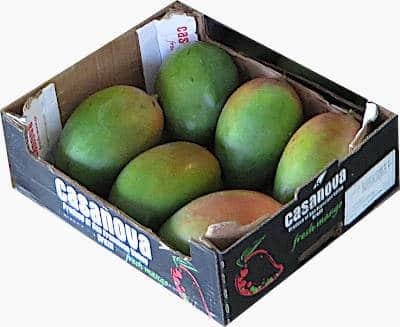 Mangos petacones