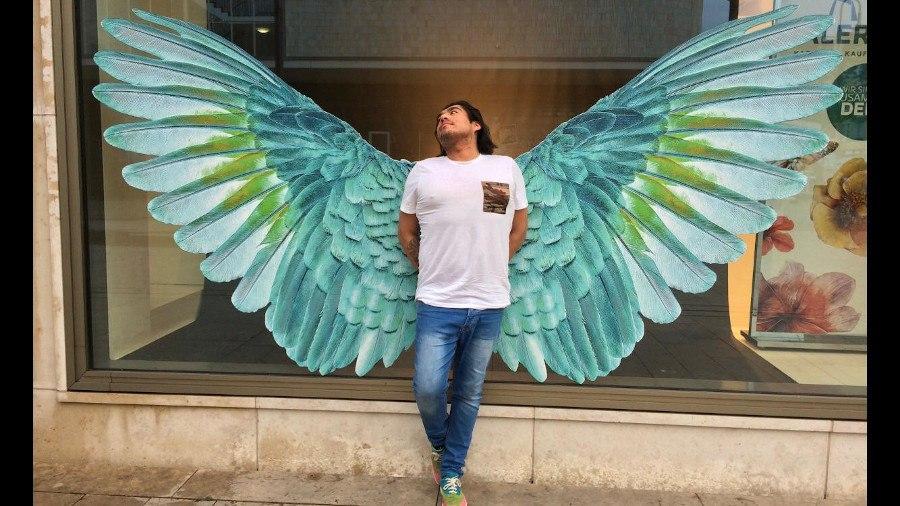 Diego tiene alas