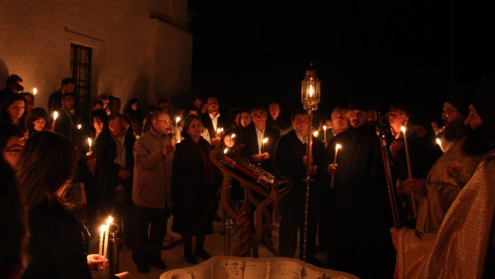 Pascua en Grecia