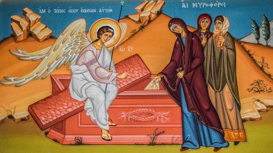 Icono de la iglesia ortodoxa