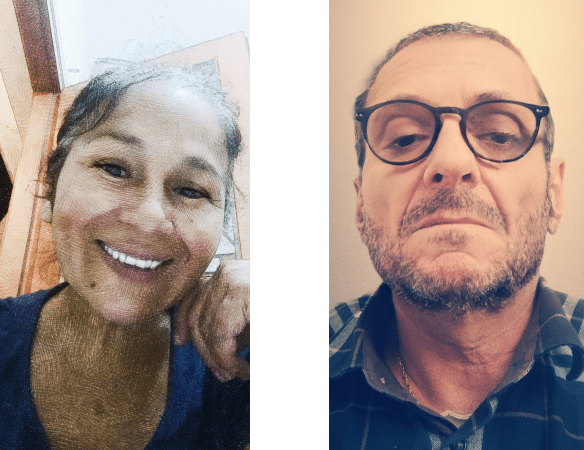 Berenice Dichi & Yannis Volos